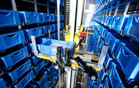 how to automate your warehouse
